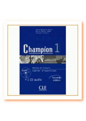 CHAMPION 1 EXERCICES+CD