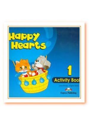 HAPPY HEARTS 1 ACTIVITY BOOK