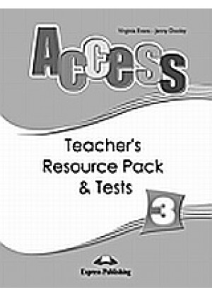 ACCESS 3 TEACHERS RESOURCE PACK & TESTS