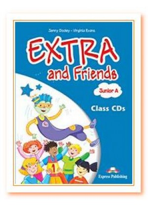 EXTRA AND FRIENDS A CLASS CD(3)