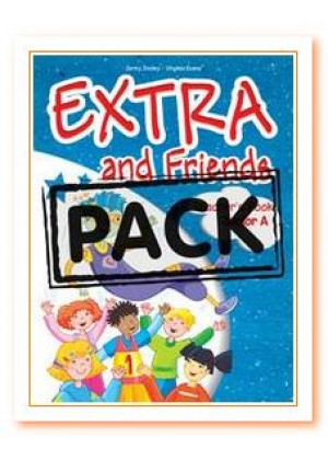 EXTRA AND FRIENDS A TEACHERS