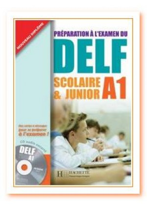 DELF A1 SCOLAIRE & JUNIOR+CD