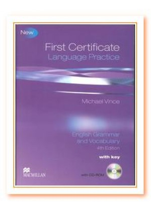 FIRST CERTIFICATE LANGUAGE PRACTICE 4th EDITION WITH KEY