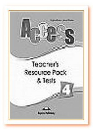 ACCESS 4 TEACHERS RESOURCE PACK & TESTS