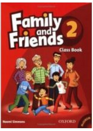 FAMILY & FRIENDS 2 PACK(STUDENT-ACTIVITY-VOCABULARY-GRAMMAR)