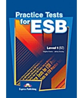 PRACTICE TEST FOR ESB LEVEL 1 (B2) CLASS AUDIO CD(4)