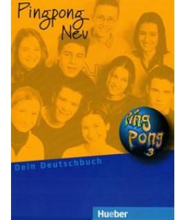 PING PONG 3 LEHRBUCH NEU