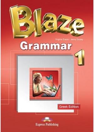 BLAZE 1  GRAMMAR (GREEK EDITION)