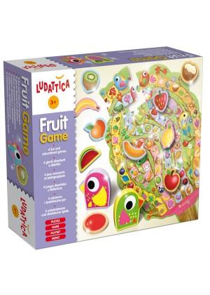 ΤΟ ΠΑΙΧΝΙΔΙ ΤΩΝ ΦΡΟΥΤΩΝ (4 ΣΕ 1) (FRUIT GAME)