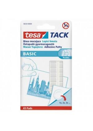 ΚΟΛΛΑ ΠΛΑΣΤΕΛΙΝΗΣ - TESA TACK BASIC 65τμχ.