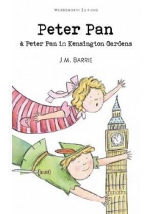 PETER PAN & KENSINGTON GARDENS
