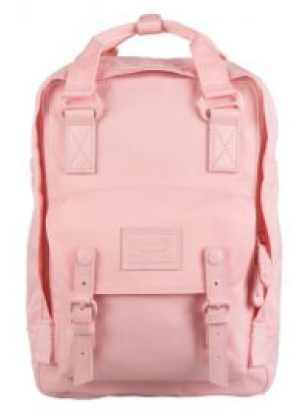 ΤΣΑΝΤΑ ΠΛΑΤΗΣ MACAROON PASTEL SERIES LIGHT CORAL