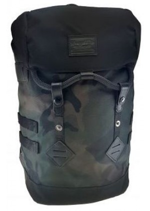 ΤΣΑΝΤΑ ΠΛΑΤΗΣ COLORADO SMALL CAMO SERIES ARMY X BLACK