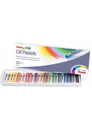 OIL PASTEL SET25