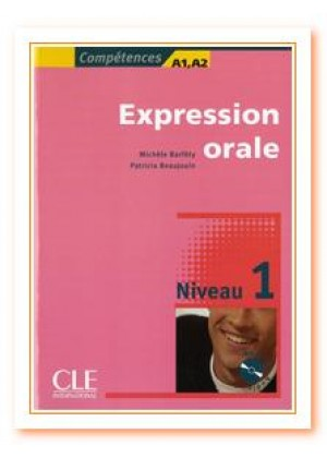 EXPRESSION ORALE 1 NIVEAU+CD