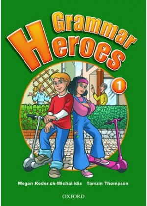 HEROES 1 GRAMMAR