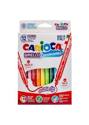 CARIOCA BIRELLO DUAL TIP SET12