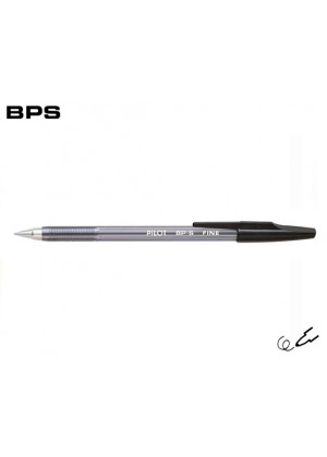 PILOT BP-S FINE ΜΑΥΡΟ
