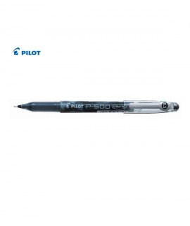 PILOT P-500 0.5 ΜΑΥΡΟ