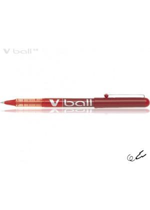 PILOT V-BALL 0.5 ΚΟΚΚΙΝΟ