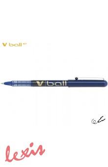 PILOT V-BALL 0.7 ΜΠΛΕ