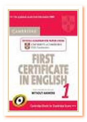CAMBRIDGE  FIRST CERTIFICATE  PRACTICE TESTS 1 UPDATED