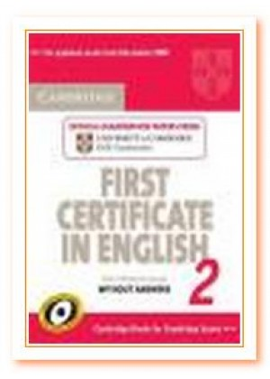 CAMBRIDGE FIRST CERTIFICATE PRACTICE TESTS 2 UPDATED