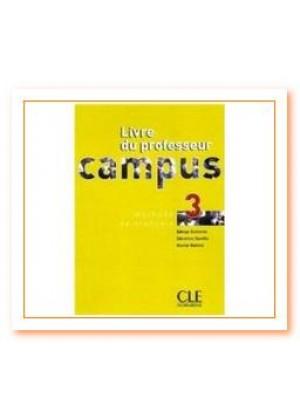 CAMPUS 3 LIVRE DU PROFESSEUR
